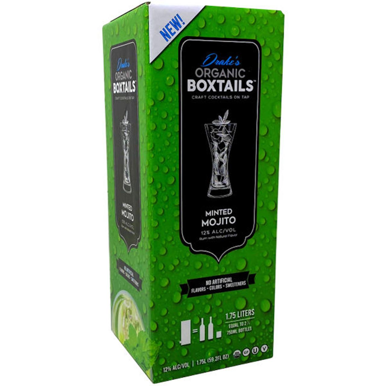 Drake's Organic Boxtails Mint Mojito 1.75L