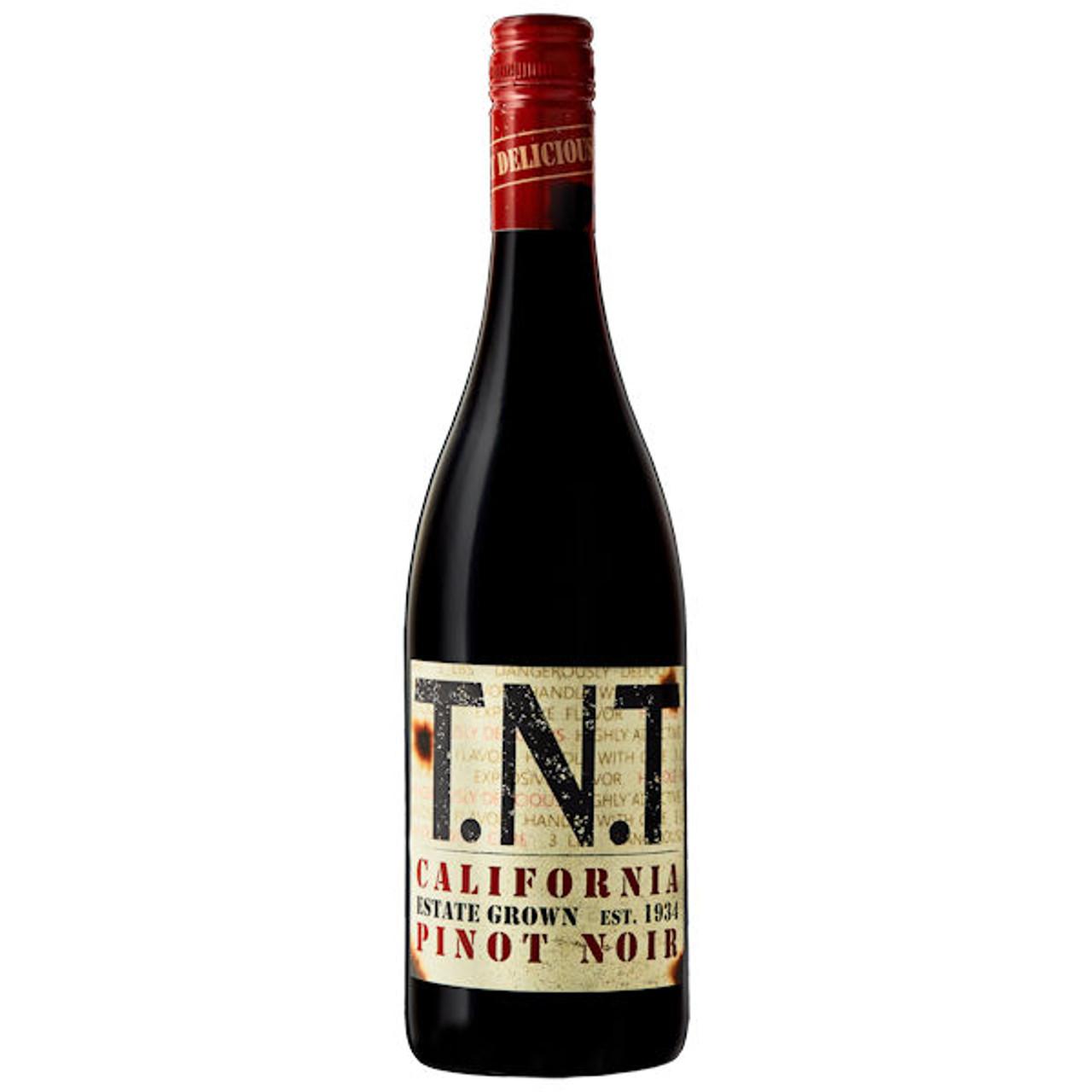 Oak Ridge T.N.T. California Pinot Noir