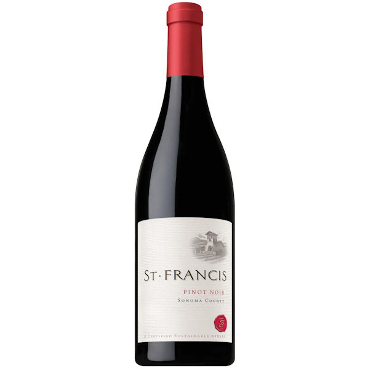 St. Francis Sonoma Pinot Noir