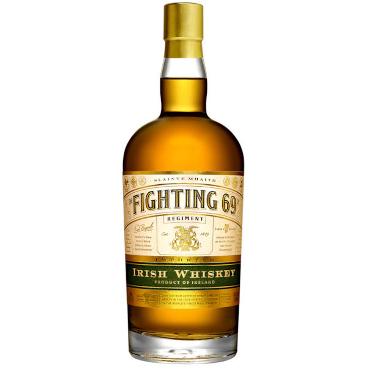 Fighting 69th Regiment Irish Whiskey 750ml
