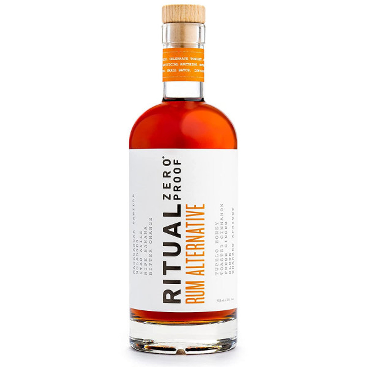 Ritual Zero Proof Rum Alternative 750ml