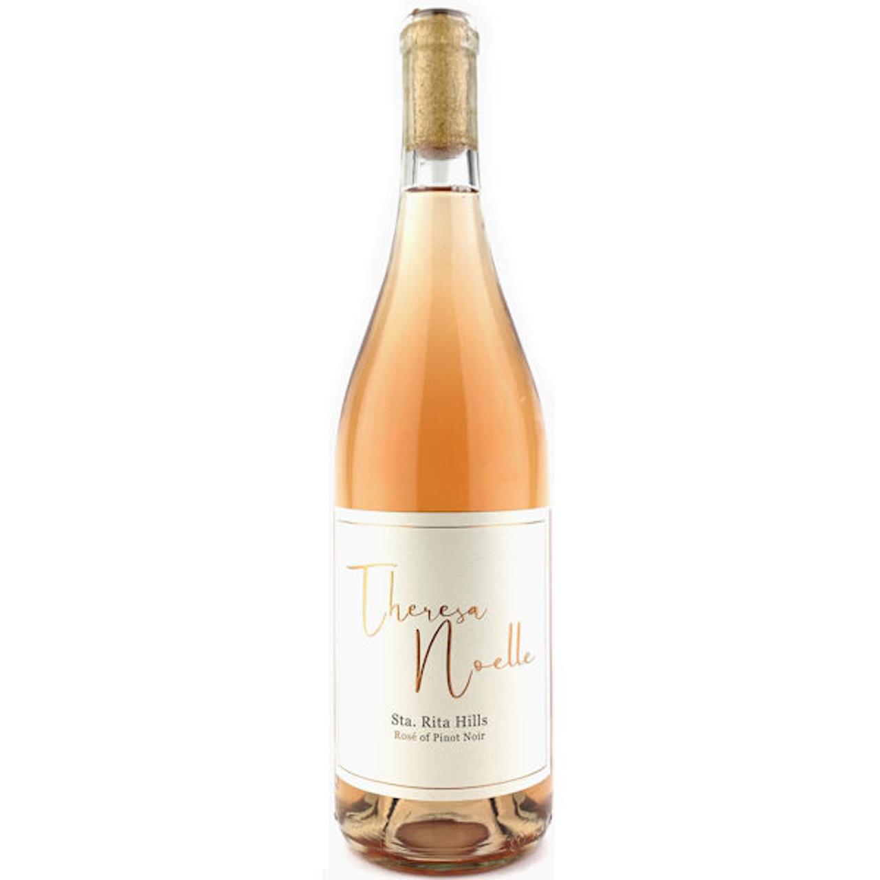 Theresa Noelle Sta. Rita Hills Rose of Pinot Noir