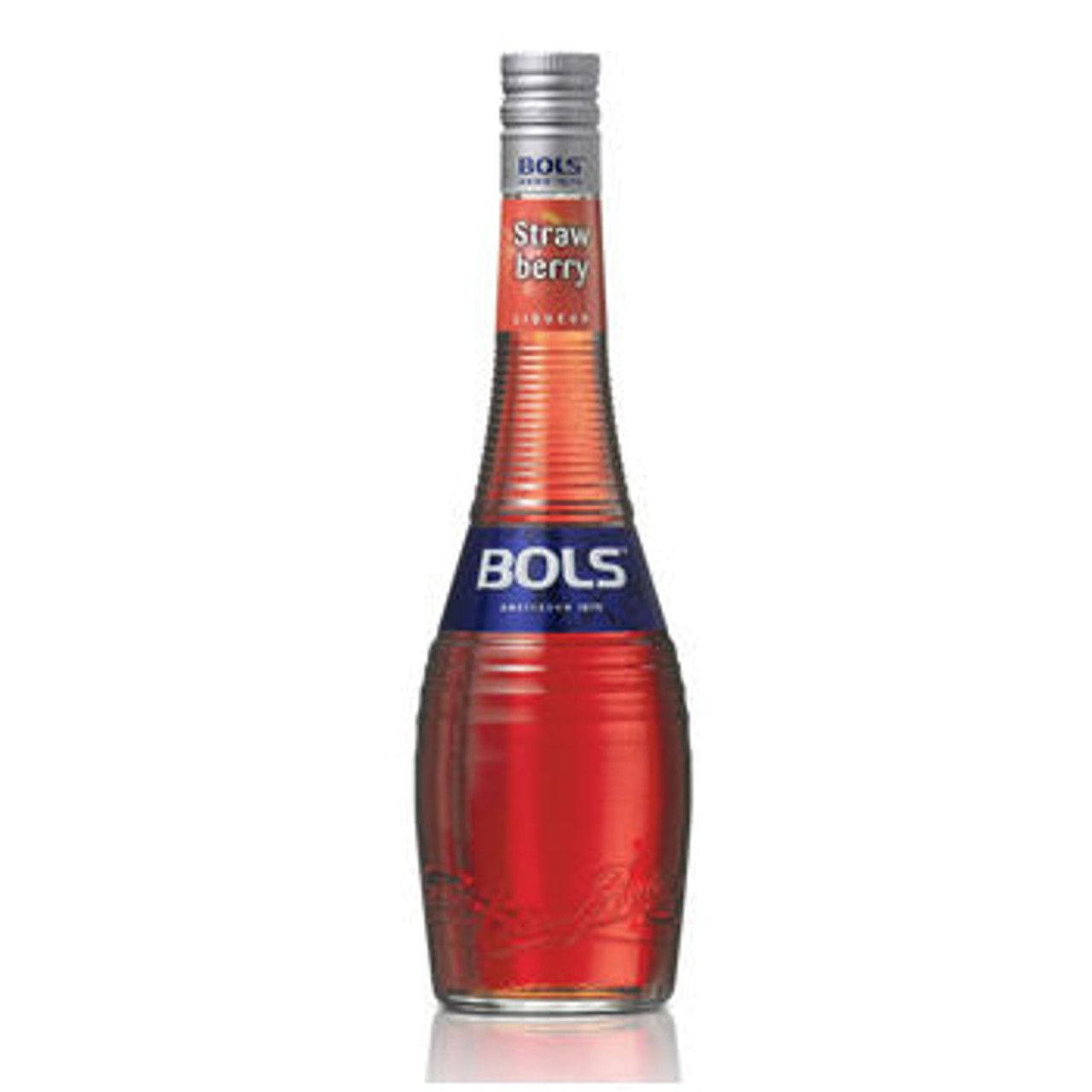 Bols Strawberry Liqueur 1L