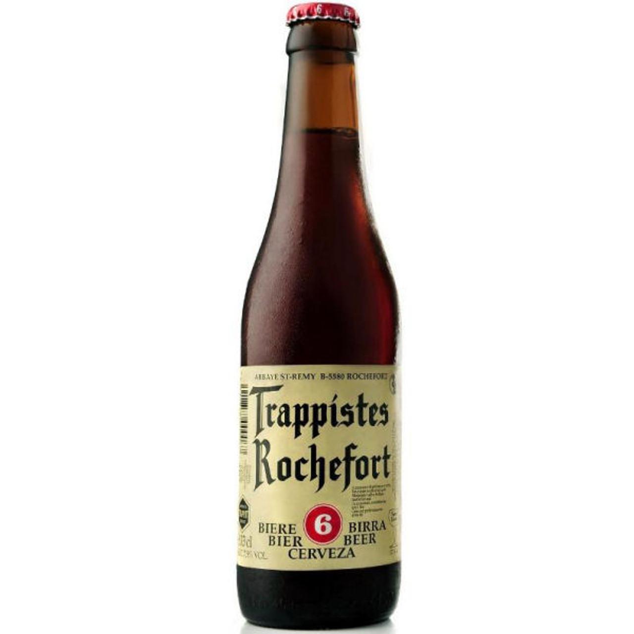 Trappistes Rochefort 6 Beer (Belgium) 11.2oz