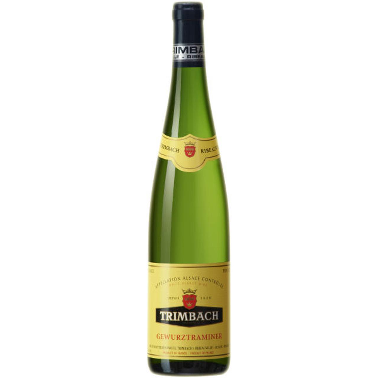 Trimbach Alsace Gewurztraminer