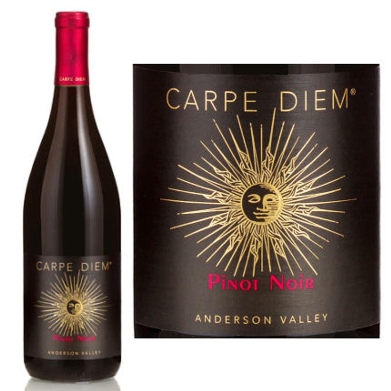 Carpe Diem Anderson Valley Pinot Noir
