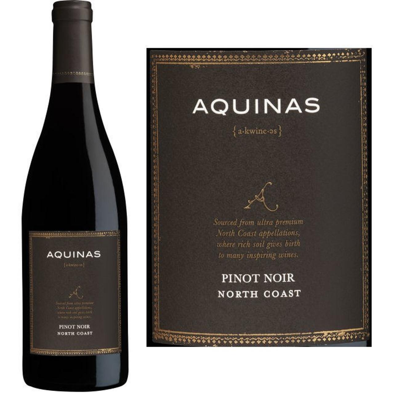 Aquinas North Coast Pinot Noir 2016