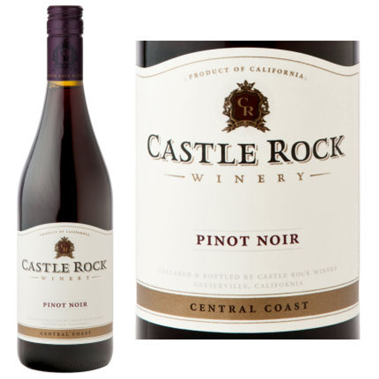 Castle Rock Central Coast Pinot Noir
