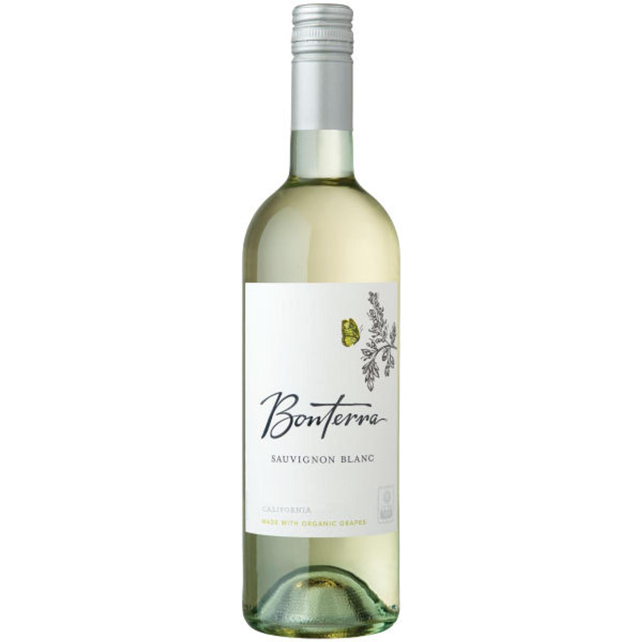 Bonterra Lake County/Mendocino County Sauvignon Blanc Organic