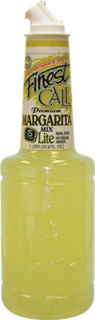 Finest Call Margarita Mix Lite 1L