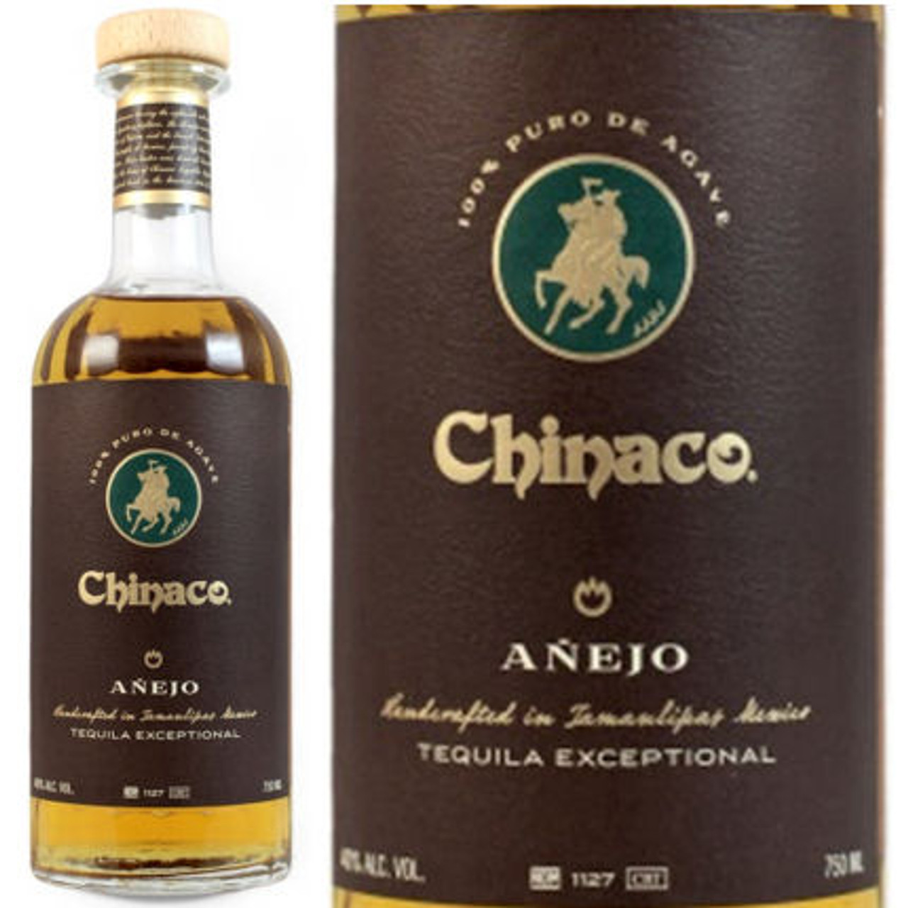 Chinaco Anejo Tequila 750ml