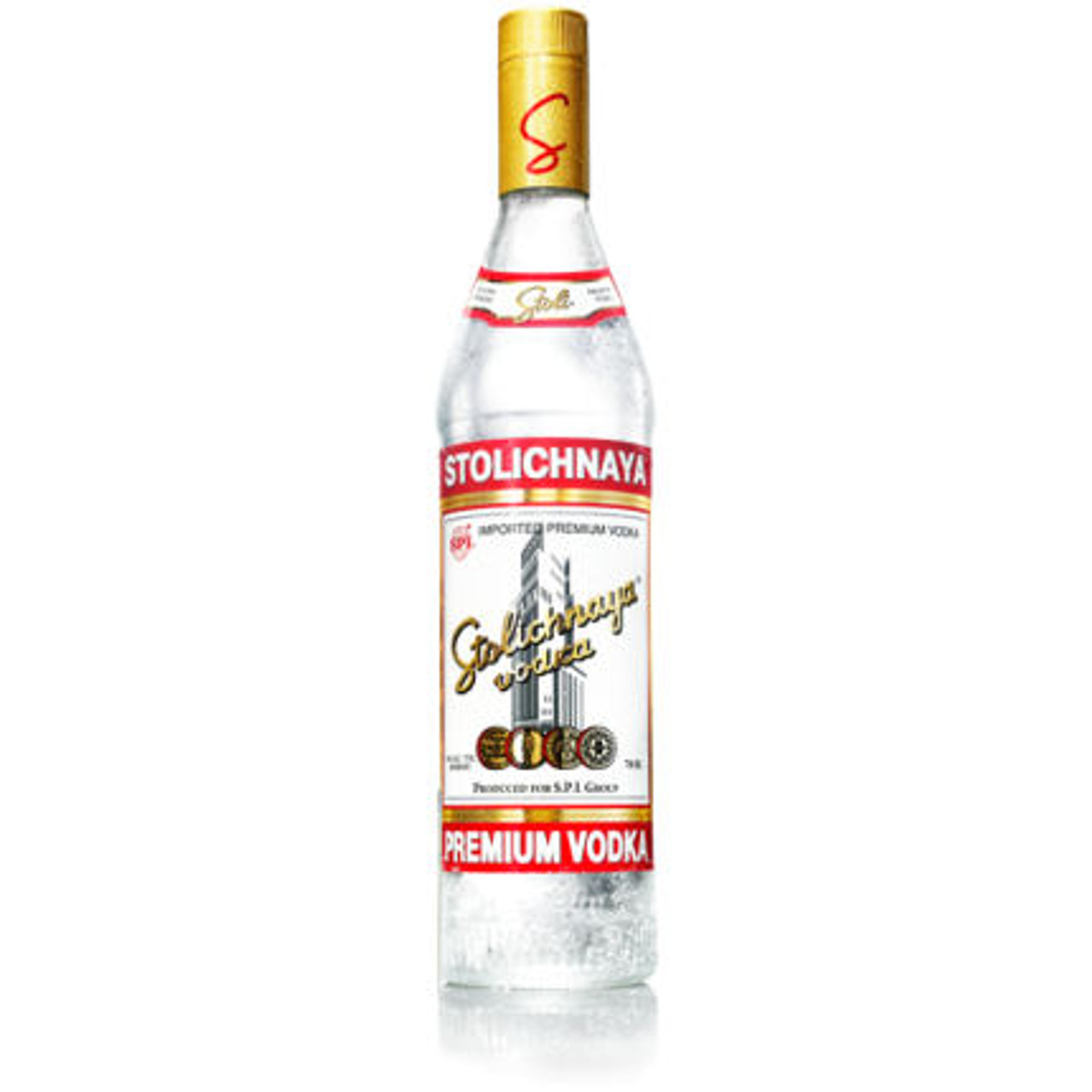 Stolichnaya Premium Russian Grain Vodka 750ml