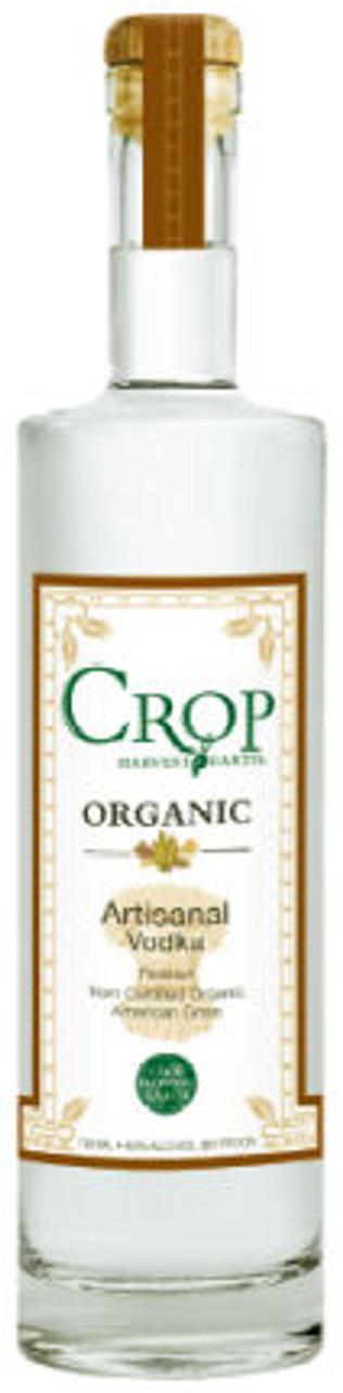 Crop Organic Artisanal Grain Vodka 750ML
