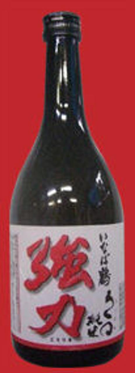Gouriki (Six Circles) Junmai Sake 720ML