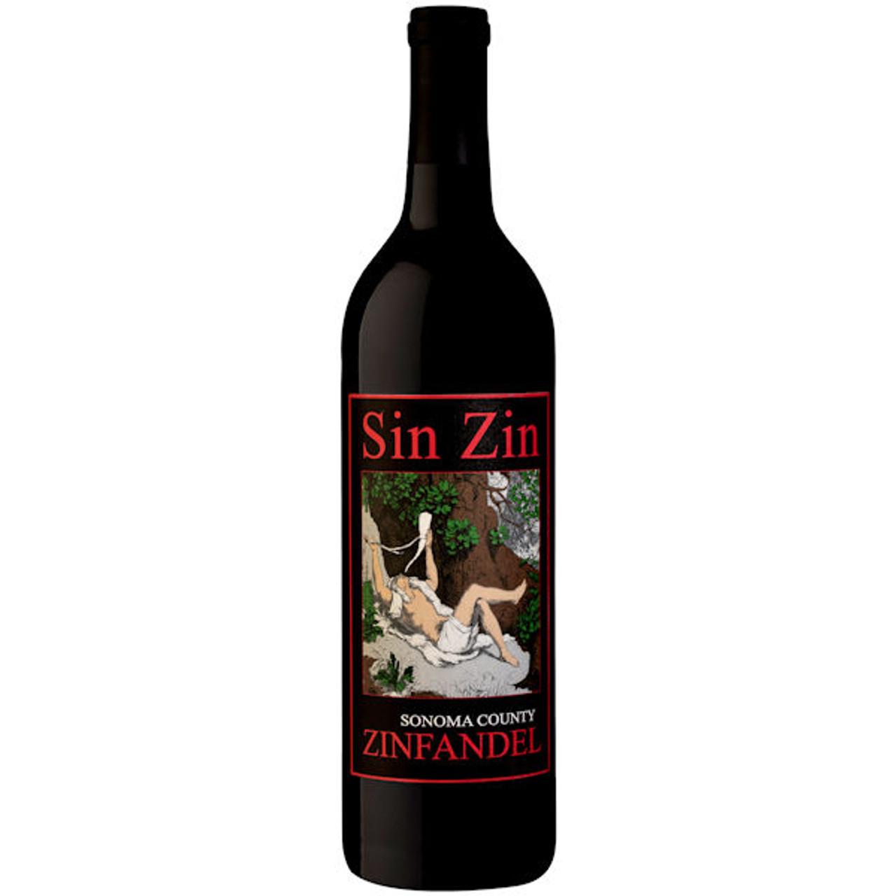 Alexander Valley Vineyards Sonoma Sin Zin Zinfandel