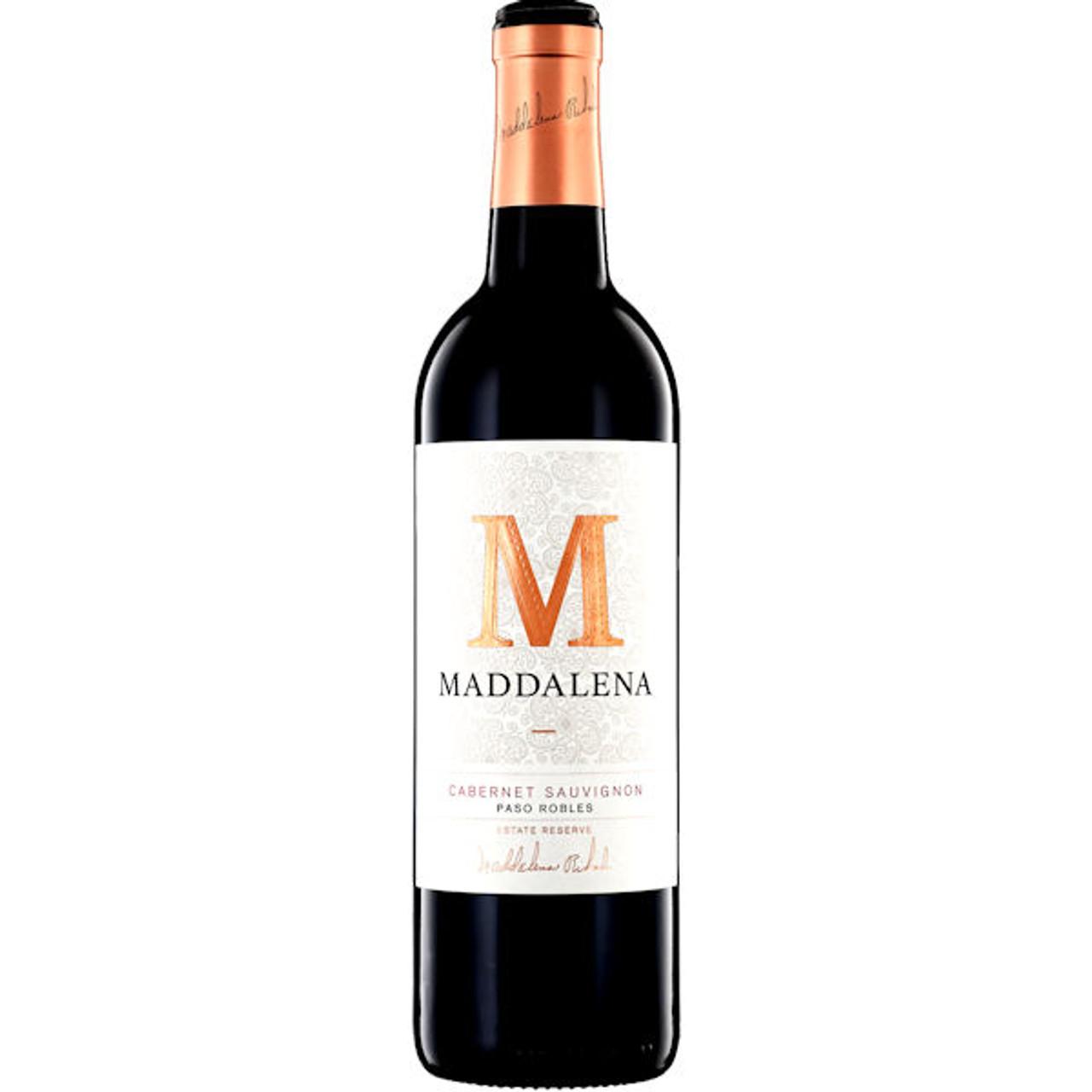 Maddalena Vineyard Paso Robles Cabernet