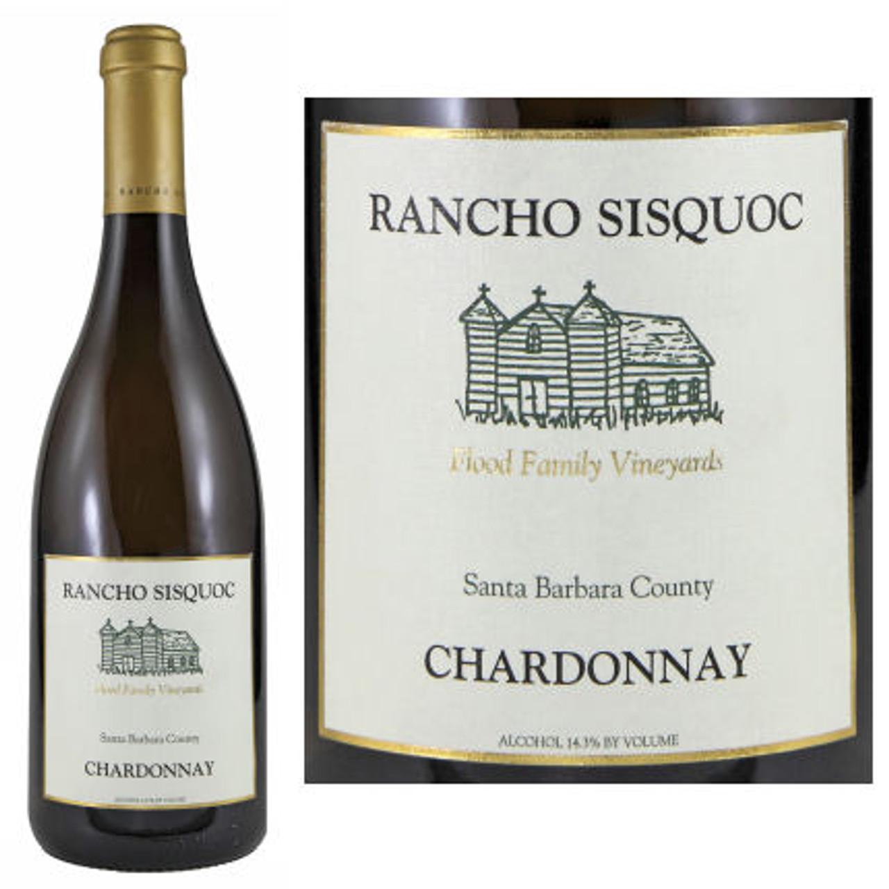 Rancho Sisquoc Santa Barbara Chardonnay