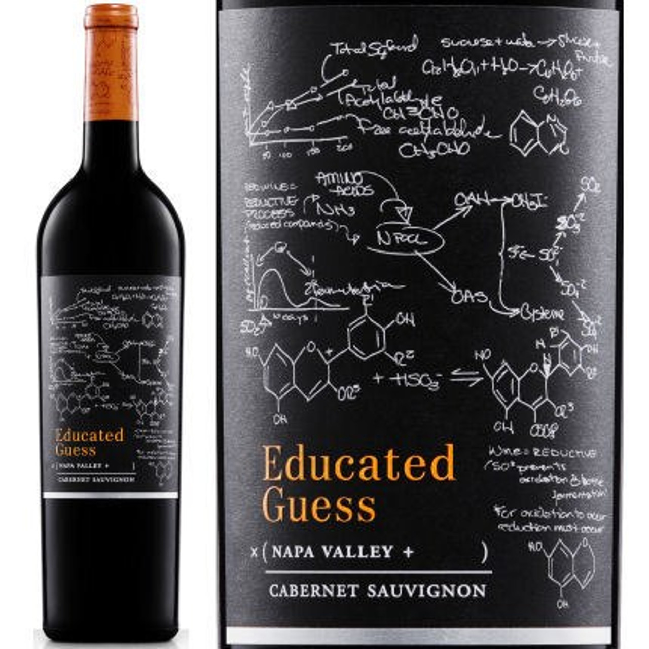 Educated Guess Napa Cabernet