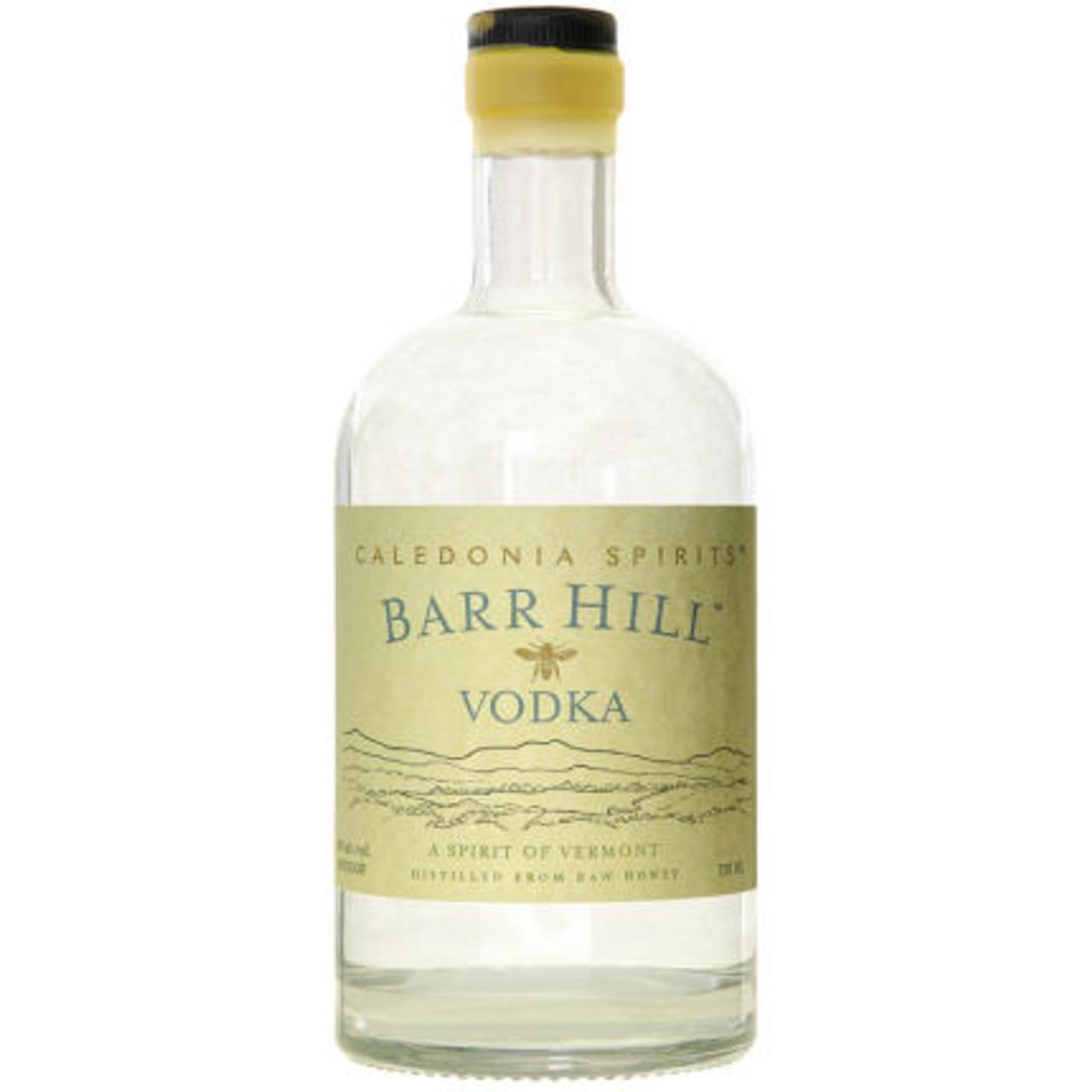 Calendonia Spirits Barr Hill Vodka 750ml