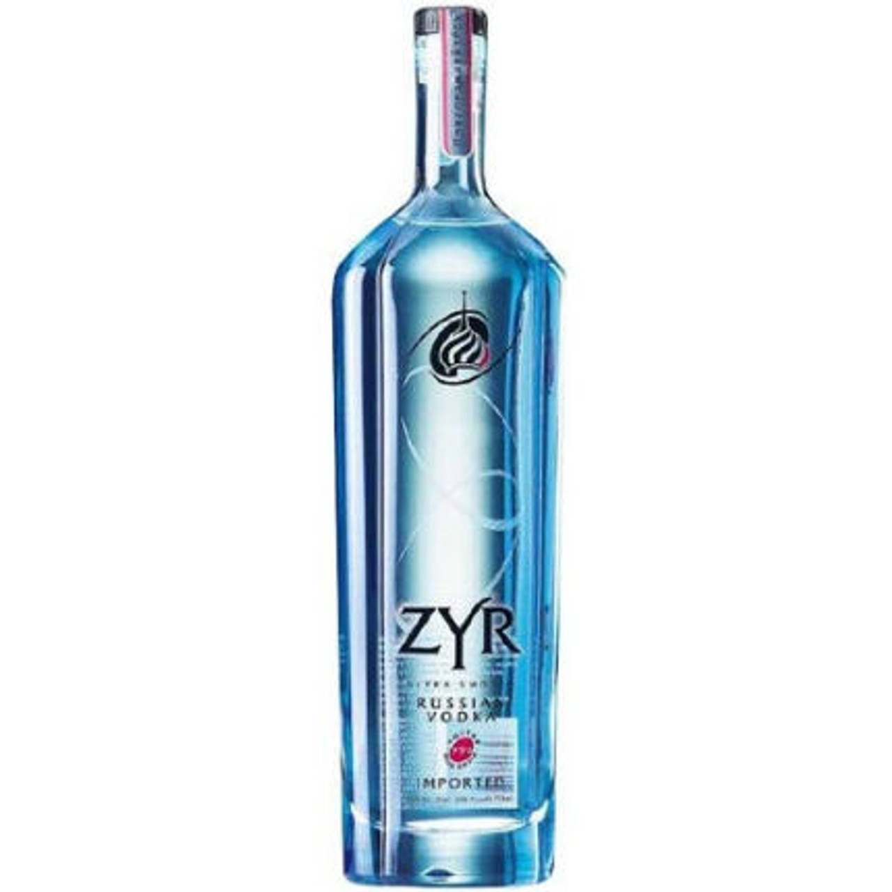 ZYR Grain Russian Vodka 750ml