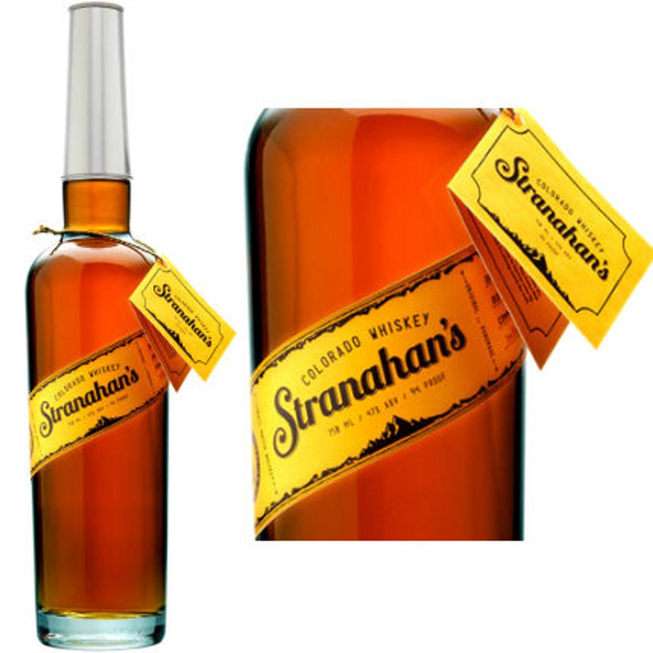 Stranahan's Original Colorado Whiskey 750ml