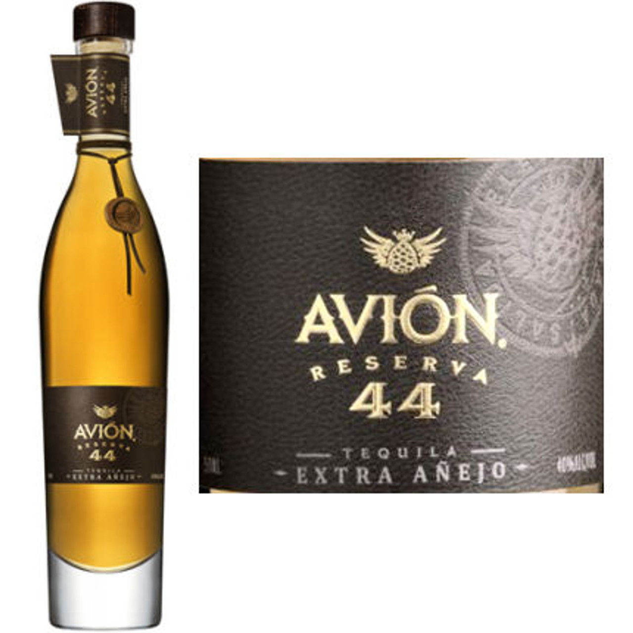 Avion Reserva 44 Extra Anejo Tequila 750ml
