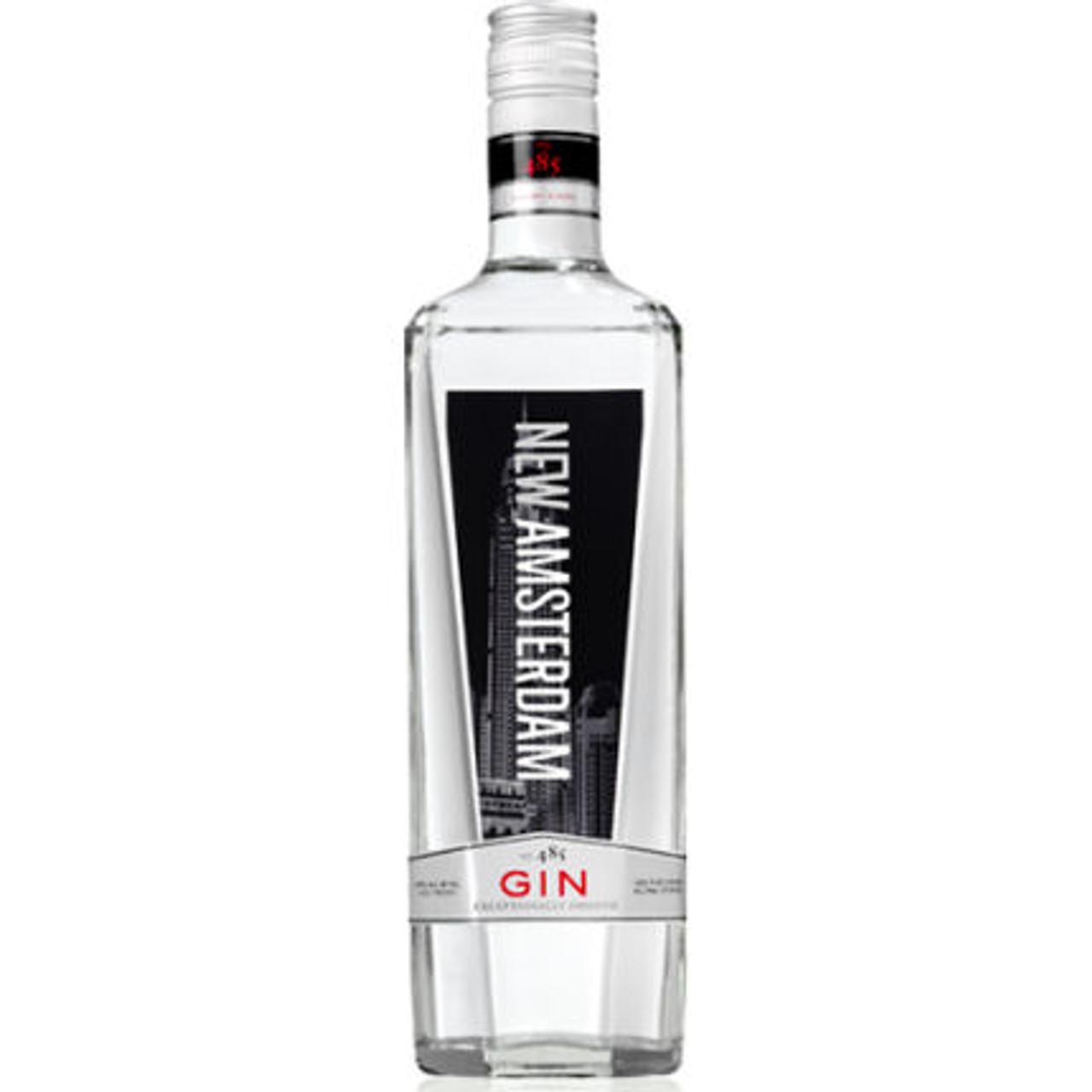 New Amsterdam Gin 750ml
