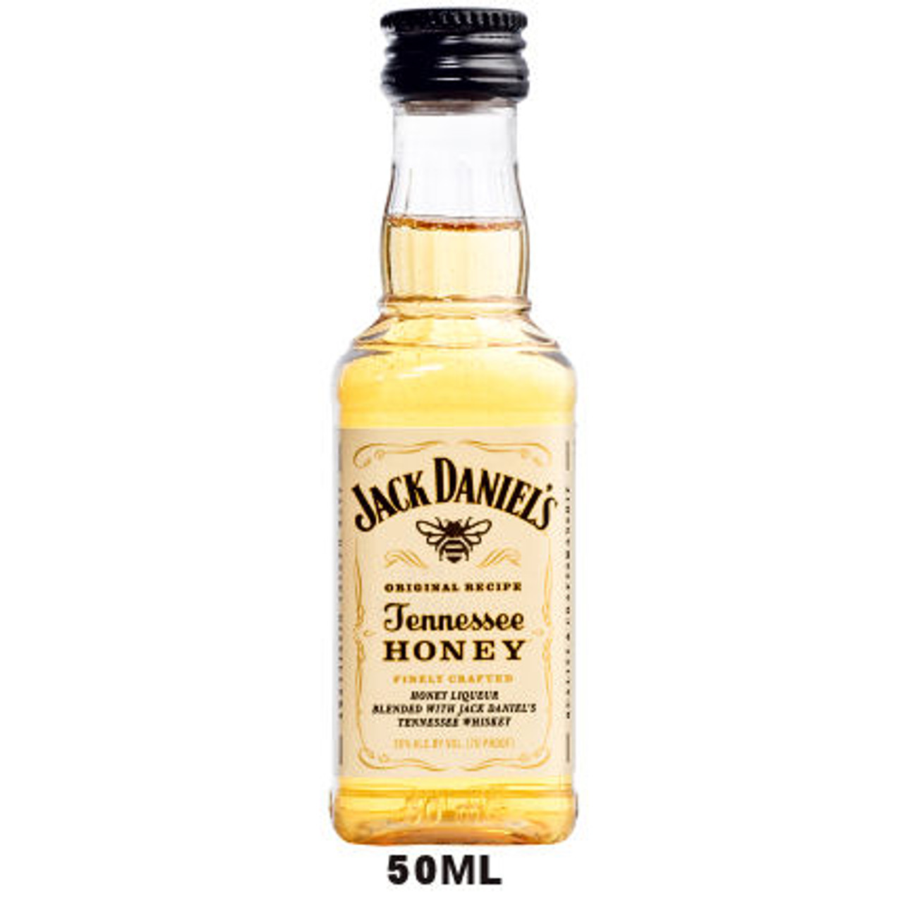 50ml Mini Jack Daniel's Tennessee Honey Liqueur