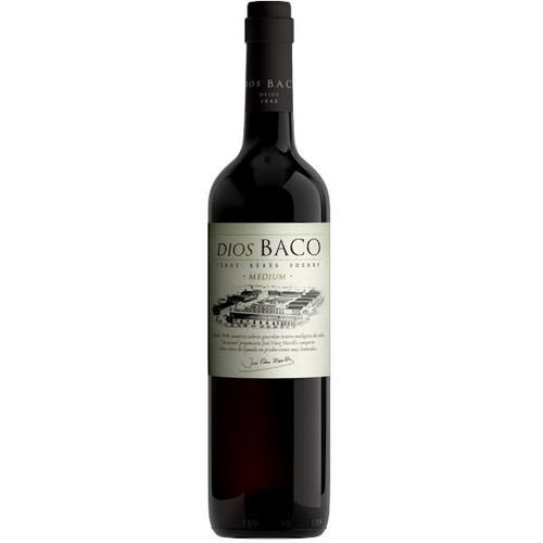 Dios Baco Elite Oloroso Medium Sherry Jerez 750ml