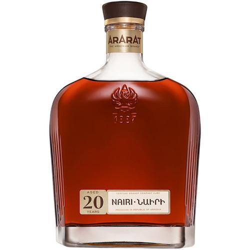 Ararat Nairi 20 Year Old Old Armenia Brandy 750ml