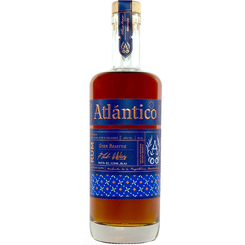Atlantico Gran Reserva Dominican Rum 750ml