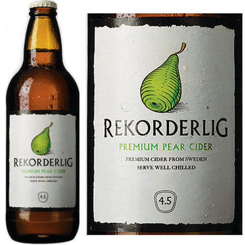 Rekorderlig Premium Pear Cider 500ml