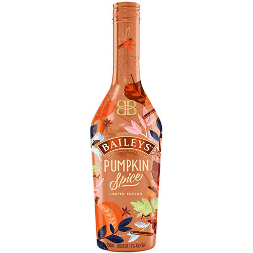 Baileys Irish Cream Pumpkin Spice Liqueur 750ml