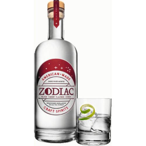 Zodiac Black Cherry Potato Vodka 750ml
