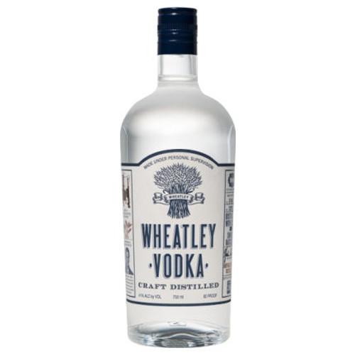 Wheatley Craft Distilled Vodka 750ml