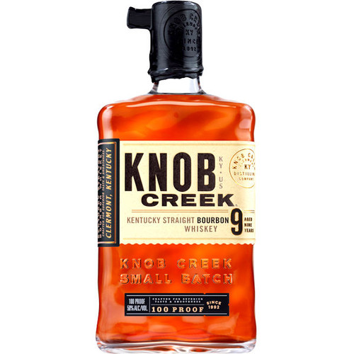 Knob Creek Small Batch Kentucky Straight Bourbon Whiskey 750ml