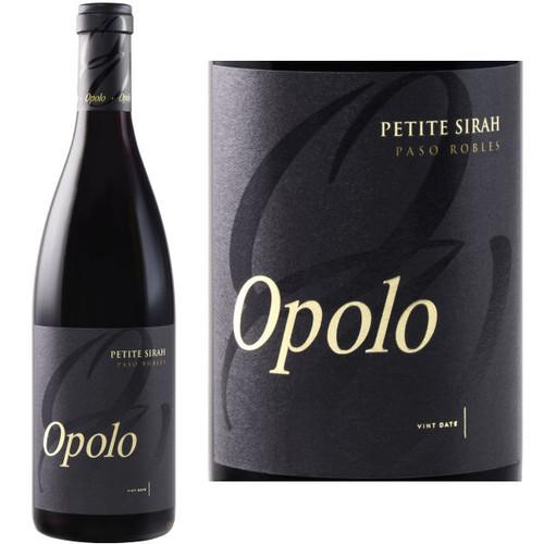 Opolo Paso Robles Petite Sirah