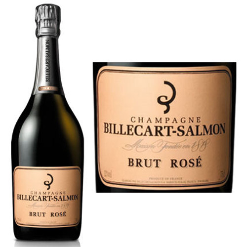Billecart-Salmon Brut Rose NV 375ml