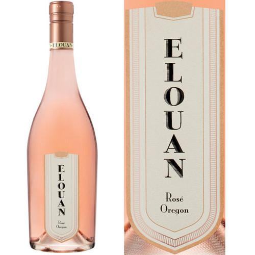 Elouan Rose of Pinot Noir Oregon
