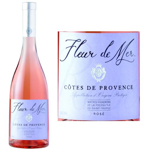 Fleur de Mer Cotes de Provence Rose