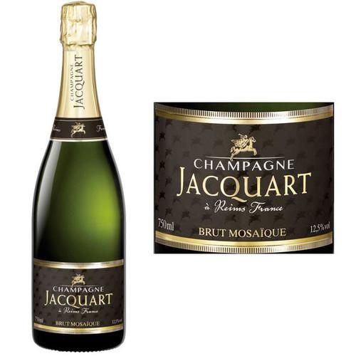 Jacquart Brut Mosaique Champagne NV