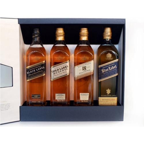 Johnnie Walker The Collection Set 4 - 200ml Bottles