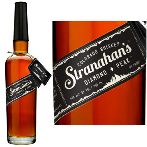 Stranahan's Diamond Peak Colorado Whiskey 750ml