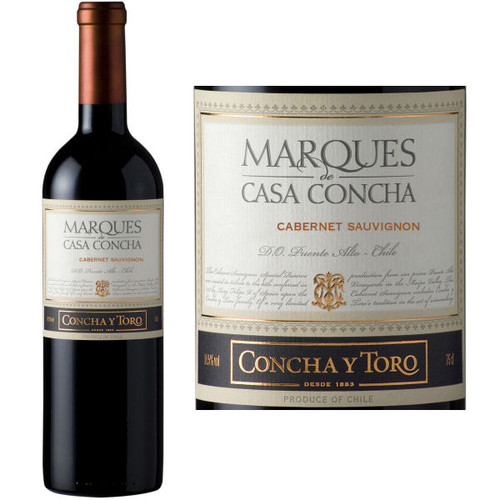 Concha Y Toro Marques de Casa Concha Cabernet