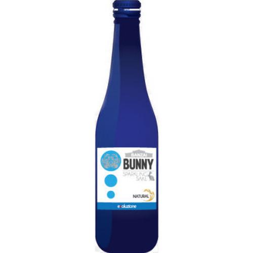 Banzai Bunny Natural Sparkling Junmai Sake 300ml