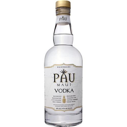 PAU Maui Hawaiian Vodka 750ml