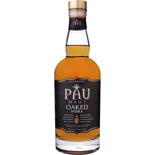 PAU Maui Oaked Hawaiian Vodka 750ml