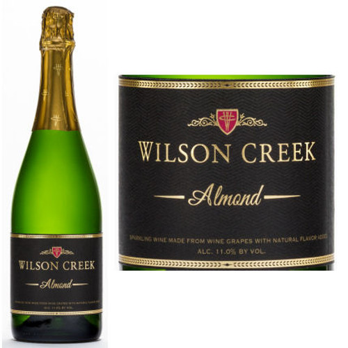 Wilson Creek Almond California Champagne