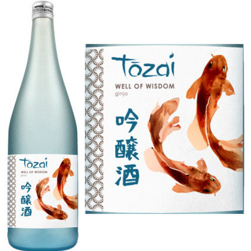 Tozai Well of Wisdom Ginjo Sake 720ml