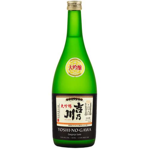 Yoshinogawa Daiginjo Sake 720ml
